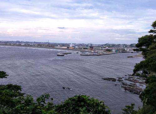 江ノ島の下道2