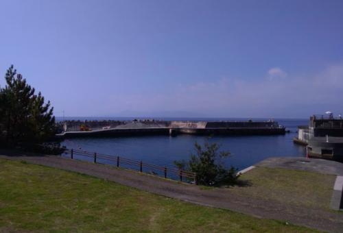 初島第2堤防2