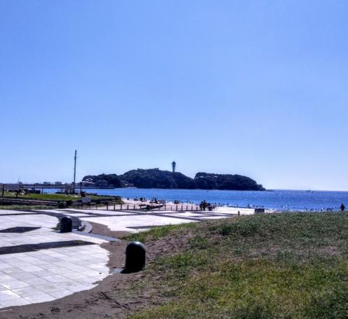 秋の江ノ島