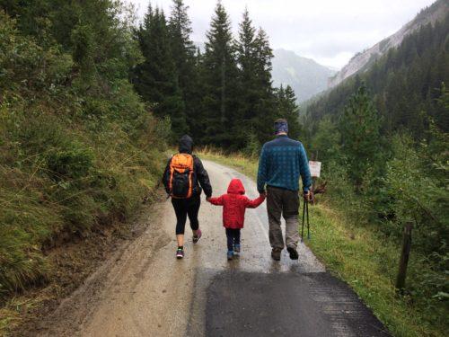 子どもハイキング