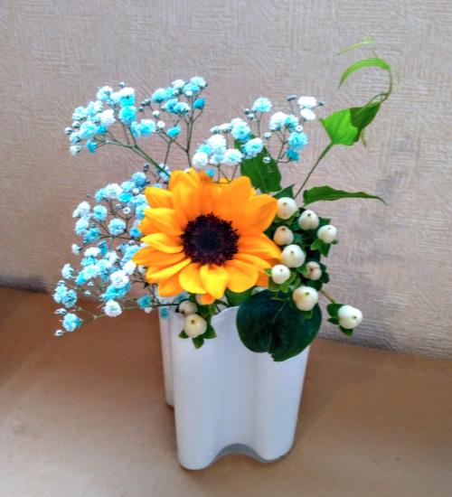 ブルーミー2021年6月の花