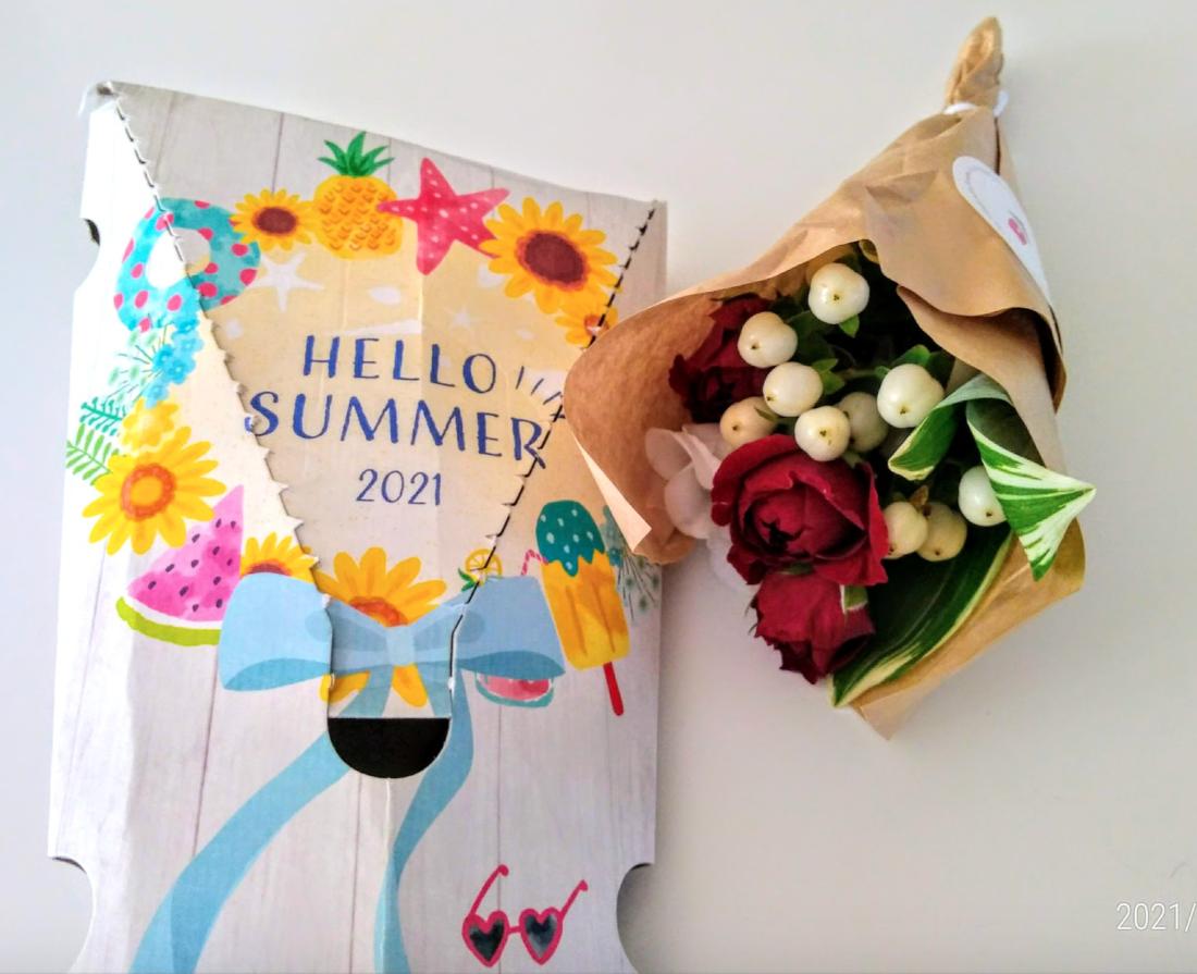 2021年 ブルーミー 夏の花