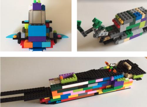 レゴは何歳から?1
