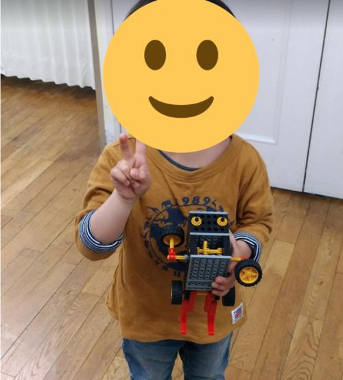 ロボット教室 体験1