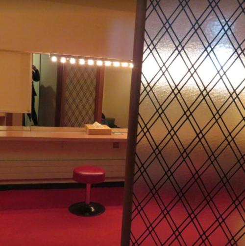 奥志賀高原ホテル更衣室
