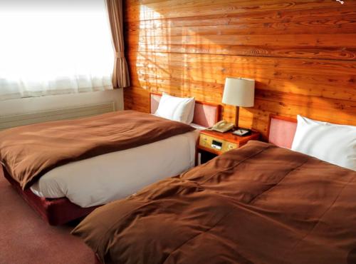 奥志賀高原ホテルの部屋