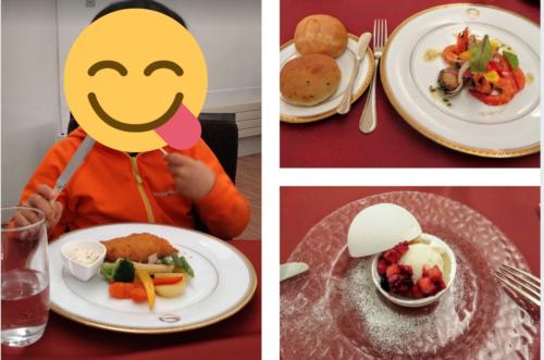 奥志賀高原ホテル 子連れ 夕食